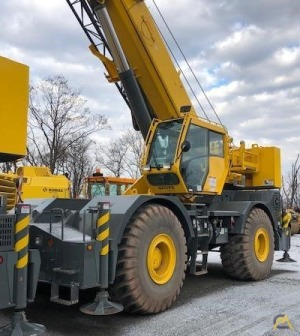Grove RT765E-2 65-Ton Rough Terrain Crane