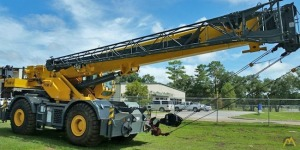Grove RT765E-2 65-Ton Rough Terrain Crane For Sale