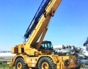Grove RT865B 65-Ton Rough Terrain Cranes