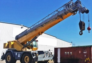 Grove RT875C 75-Ton Rough Terrain Crane