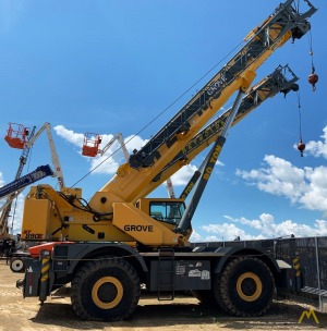 Grove RT890E 90-Ton Rough Terrain Crane