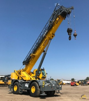 2015 Grove RT890E 90-Ton Rough Terrain Crane