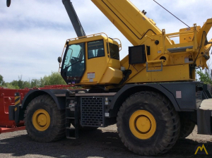 2014 Grove RT890E 90-Ton Rough Terrain Crane