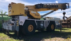 Grove RT9130E-2 130 Ton Rough Terrain Crane