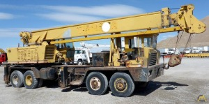 Grove TM250 25-ton Truck Mounted Telescopic Boom Crane