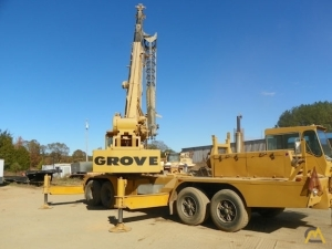 40t Grove TMS300B Hydraulic Truck For Sale Cranes & Material