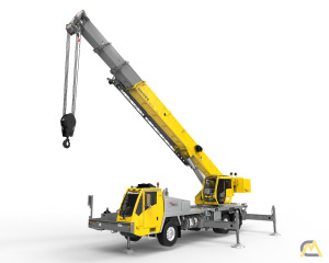 Grove TMS500-2 40-Ton Truck Mounted Crane