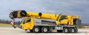 Grove TMS9000-2 115-Ton Truck Mounted Crane