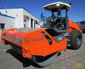 Hamm H12i Smooth Drum Compactor