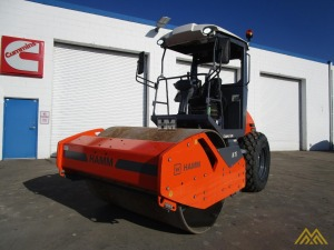 Hamm H7i Smooth Drum Compactor