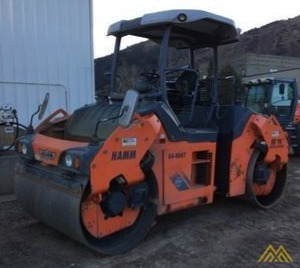 Hamm HD90VO Double Drum Roller