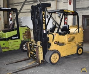 Hyster S120E 5-Ton Forklift