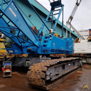 IHI CCH1200-5 120-Ton Lattice Boom Crawler Crane