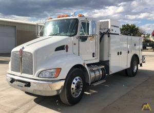 IMT 12000 w/ Dominator III Service Body on 2020 Kenworth T370