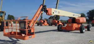 JLG 1350SJP Telescopic Boom Lift