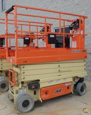 JLG 2632ES Electric Scissor Lift