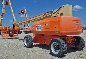 JLG 860SJ Self-Propelled Boom Lift