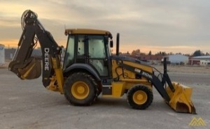 John Deere 310SL Backhoe Loader