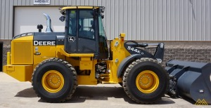 John Deere 544K-II Wheel Loader