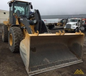 John Deere 544K Wheel Loader