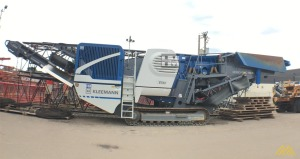 Kleeman MC110Z Crusher