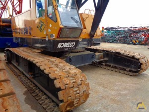 Kobelco 7055 55-ton Lattice Boom Crawler Crane