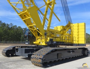 Kobelco CK2750G 275-Ton Lattice Boom Crawler Crane