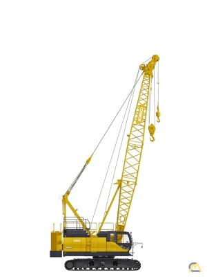 Kobelco CK850G-2 85-Ton Lattice Boom Crawler Crane