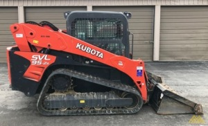 Kubota SVL95-2S Skid Steer Loader