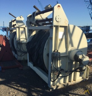 Lake Shore Systems Hoist Winch System