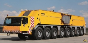 Liebherr LG 1750 850-ton Truck Mounted Lattice Boom Crane