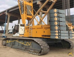 Liebherr LR 1280 300-Ton Lattice Boom Crawler Crane