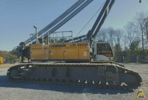 Liebherr LR 1300 SX 300-Ton Lattice Boom Crawler Crane