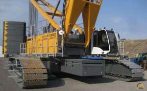 Liebherr LR 1300SX 330-Ton Lattice Boom Crawler Crane
