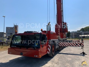 Liebherr MK 100 8-Ton Truck Mounted Self-Erecting Mobile Tower Crane/ also for RENT