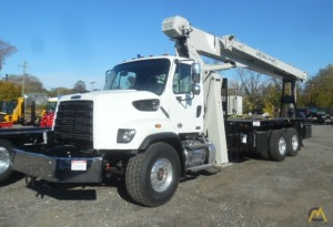 Like New National 8100D 23-Ton Boom Truck Crane