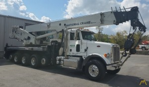 Like New National NBT60-128 60-Ton Boom Truck Crane