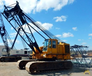 Lima 770-HC 80-Ton Lattice Boom Crawler Crane