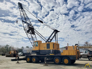 Lima 990-TC 90-Ton Lattice Boom Truck Crane