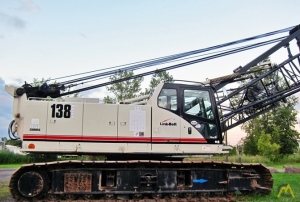Link-Belt 138 HSL 80-ton Lattice Boom Crawler Crane