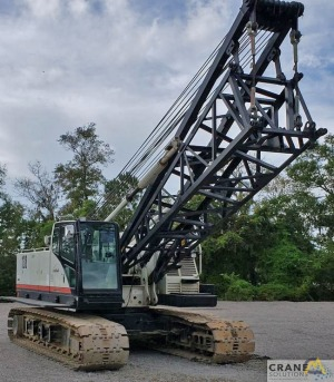 Link-Belt 138HSL 80-Ton Lattice Boom Crawler Crane