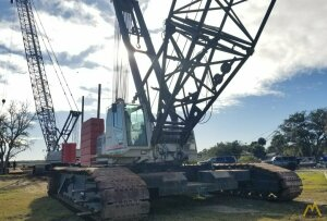Link-Belt 348 H-5 300-Ton Lattice Boom Crawler Crane