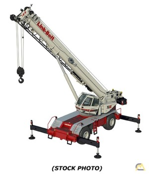 Link-Belt 75RT 75-Ton Rough Terrain Crane
