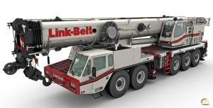 Link-Belt ATC-3210 210-Ton All Terrain Crane