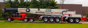 Link-Belt ATC-3275 275-Ton All Terrain Crane