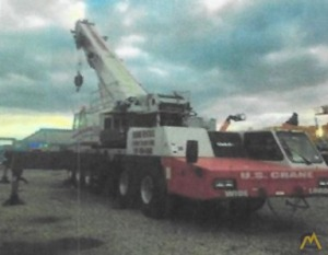 Link-Belt ATC-3275 300-Ton All Terrain Crane