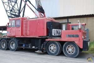 Link-Belt HC-218 82-Ton Lattice Boom Truck Crane