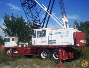Link-Belt HC-218 82-ton Lattice Boom Conventional Truck Crane