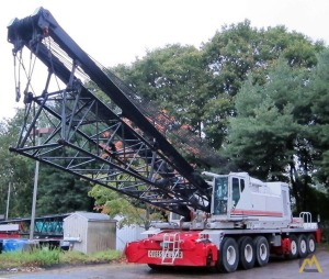 Link-Belt HC-278H 300-Ton Lattice Boom Truck Crane