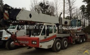 Link-Belt HTC-8660 60-Ton Telescopic Boom Crane